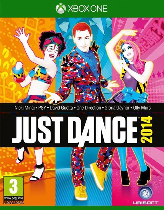 Just Dance 2014 - XONE - 2