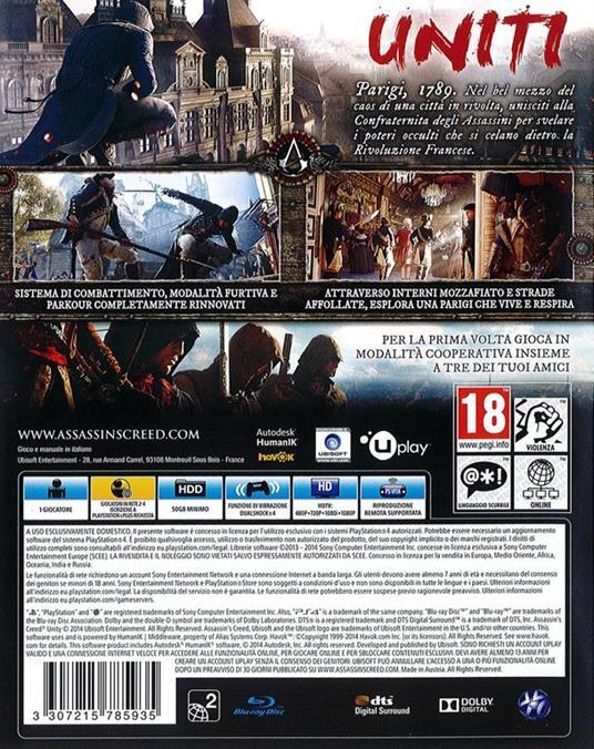 Assassin's Creed Unity  - 2