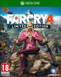 Far Cry 4 Limited Edition - XONE