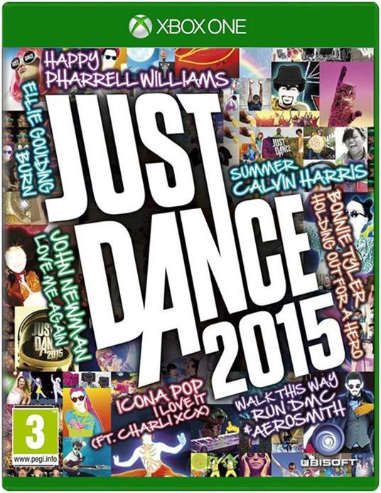 Just Dance 2015 - XONE - 2