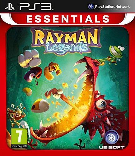 Ubisoft Rayman Legends Essentials, PlayStation 3 Inglese