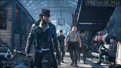 Assassin's Creed Syndicate D1 Spec. Ed. - XONE - 3