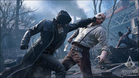 Assassin's Creed Syndicate D1 Spec. Ed. - XONE - 5
