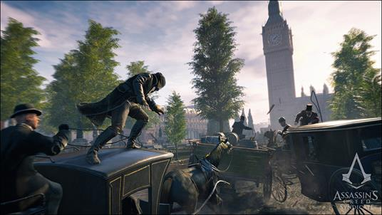 Assassin's Creed Syndicate D1 Spec. Ed. - XONE - 6