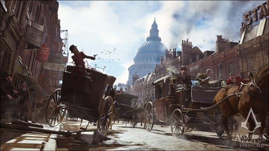 Assassin's Creed Syndicate D1 Spec. Ed. - XONE - 7