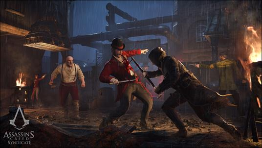 Assassin's Creed Syndicate D1 Spec. Ed. - XONE - 8
