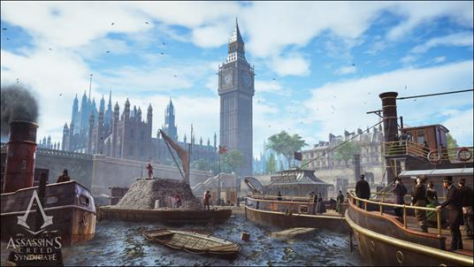Assassin's Creed Syndicate D1 Spec. Ed. - XONE - 9