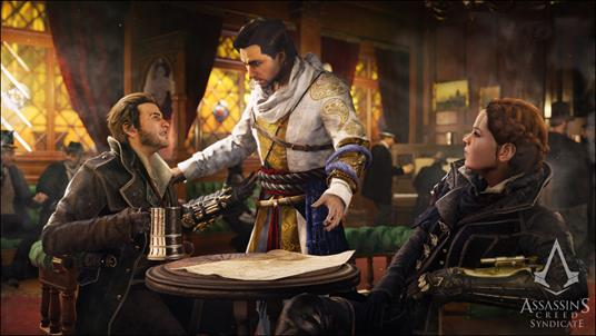 Assassin's Creed Syndicate D1 Spec. Ed. - XONE - 10
