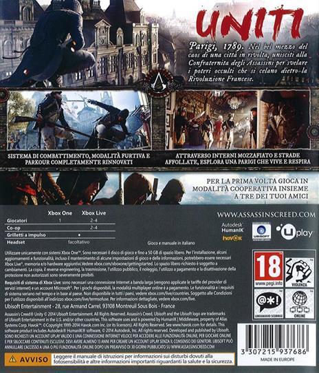 Assassin's Creed Unity Greatest Hits  - 2