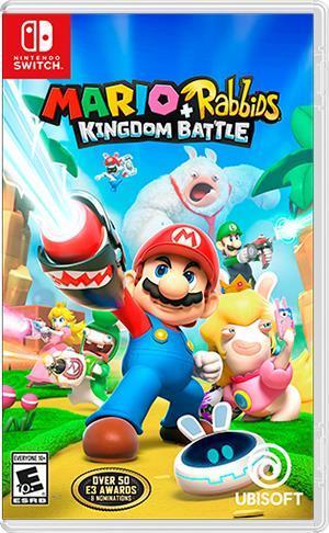 Mario + Rabbids Kingdom Battle - Switch - 2