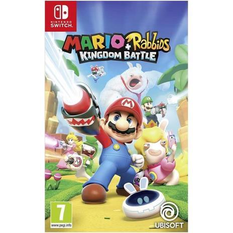 Mario + Rabbids Kingdom Battle - Switch - 4