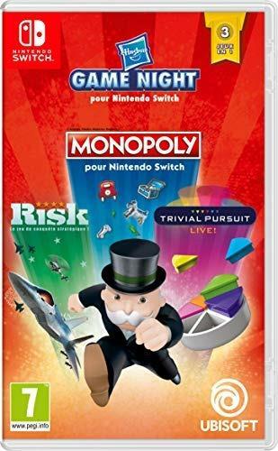Hasbro Game Night Nintendo Switch [Edizione: Francia]