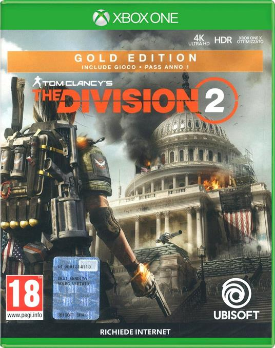 The Division 2 (Gold Edition) - XONE