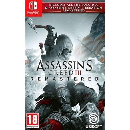 AssassinsCreed 3+AC Liberation Remaster. - SWITCH