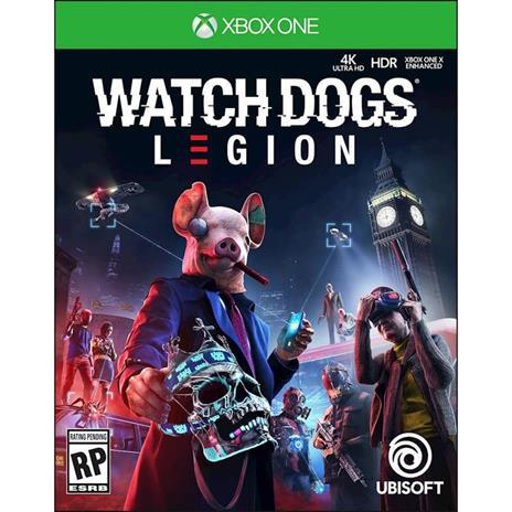 Watch Dogs Legion - XONE - 2