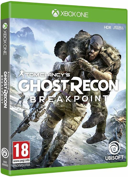 Tom Clancy's Ghost Recon Breakpoint EU (Multilingue Italiano incluso) - XONE