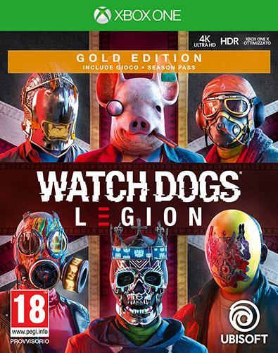 Watch Dogs Legion Gold Edition - XONE