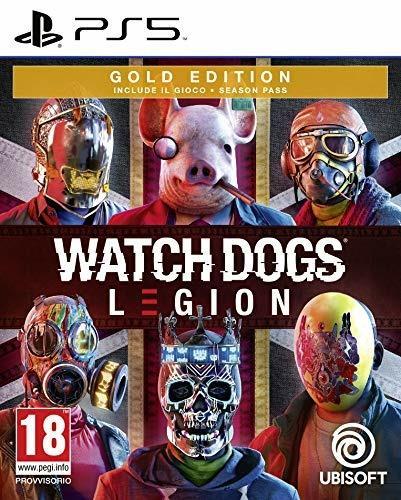 Watch Dogs Legion  Gold Edition  PlayStation 5