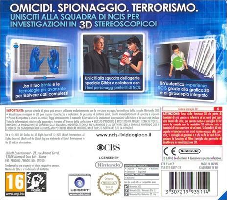 NCIS - 3DS - 2