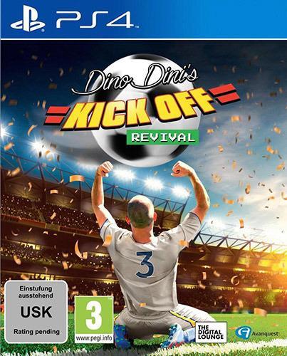 Dino Dini's Kick Off Revival - PS4