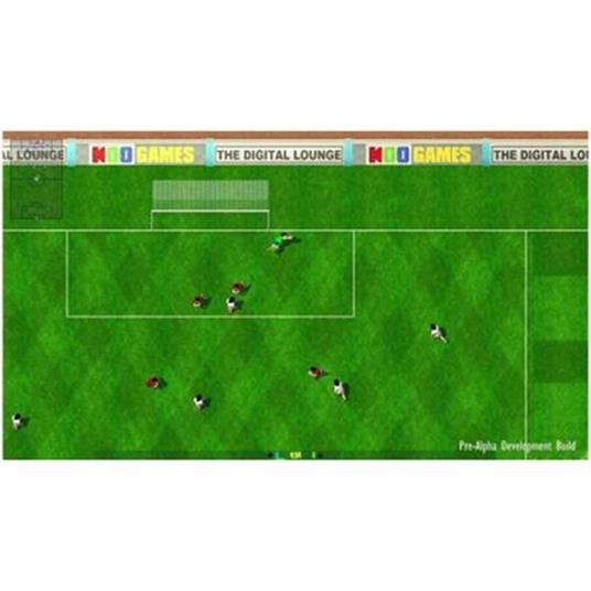 Dino Dini's Kick Off Revival - PS4 - 2