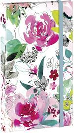 Pense bête Clairefontaine Blooming, 9,5 x 16 cm, 3 multiblocco microforato, 50 fogli, con matita