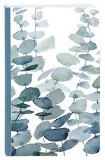 Taccuino tascabile con dorso in tela 144 pagine 9 x 14 cm a righe 90 g, copertina plastificata con motivo casuale