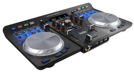 Mixer Hercules Dj Universal 2 Canali Controllo A 2 Banchi Curva Fader 1 - 19