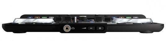 Mixer Hercules Dj Universal 2 Canali Controllo A 2 Banchi Curva Fader 1 - 12