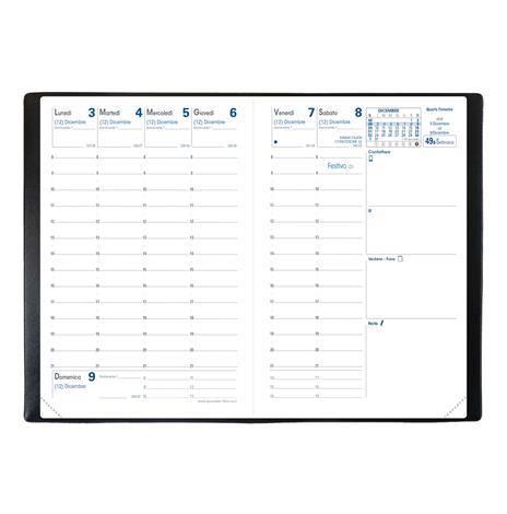 Agenda settimanale 2022, 13 mesi, Affari Quo Vadis Club Rosso - con rubrica - 10 x 15 cm - 3