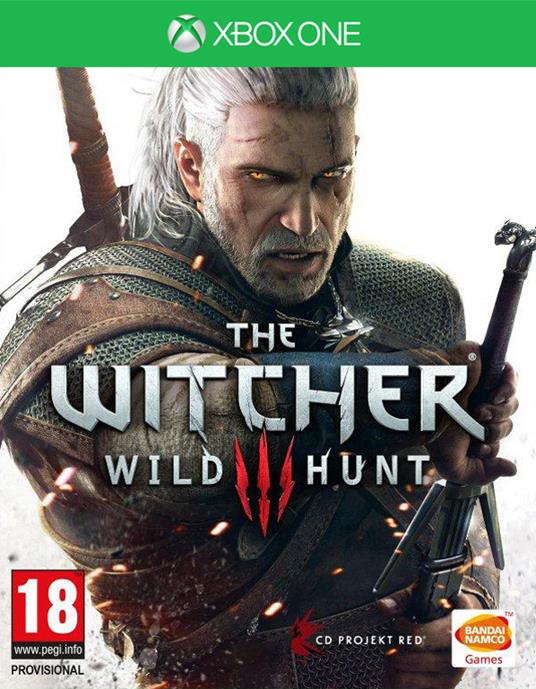 The Witcher 3 The Wild Hunt Day One Ed. - XONE