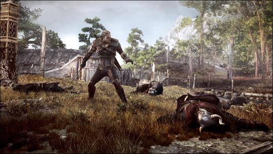 The Witcher 3 The Wild Hunt Day One Ed. - XONE - 11