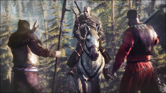 The Witcher 3 The Wild Hunt Day One Ed. - XONE - 4