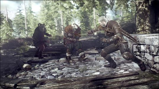 The Witcher 3 The Wild Hunt Day One Ed. - XONE - 5