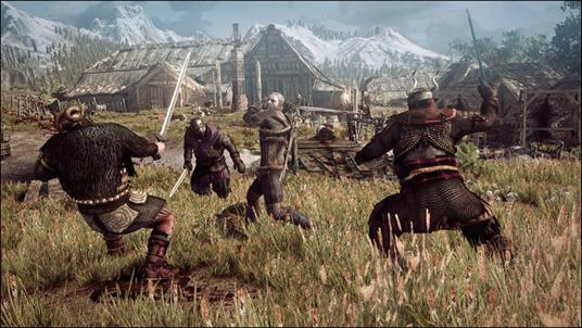 The Witcher 3 The Wild Hunt Day One Ed. - XONE - 6