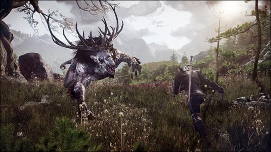 The Witcher 3 The Wild Hunt Day One Ed. - XONE - 7