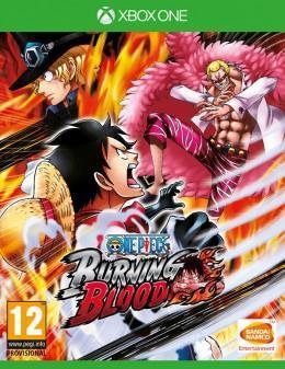 One Piece Burning Blood - XONE - 2