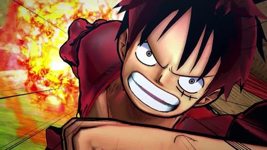 One Piece Burning Blood - XONE - 4
