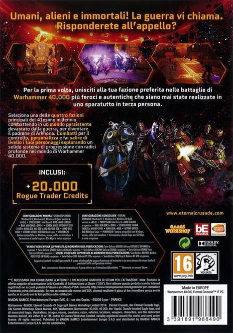 Warhammer 40000: Eternal Crusade - PC - 2