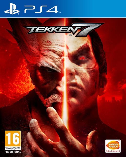 BANDAI NAMCO Entertainment Tekken 7, PS4 videogioco PlayStation 4 Basic DUT, Inglese