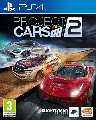 BANDAI NAMCO Entertainment Project CARS 2, PS4 videogioco PlayStation 4 Basic Inglese, ITA - 6