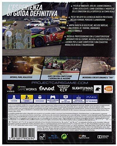 BANDAI NAMCO Entertainment Project CARS 2, PS4 videogioco PlayStation 4 Basic Inglese, ITA - 7