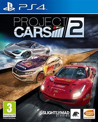 BANDAI NAMCO Entertainment Project CARS 2, PS4 videogioco PlayStation 4 Basic Inglese, ITA
