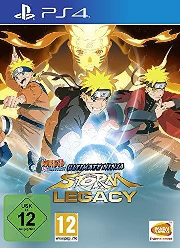 Sony PS4 Naruto Shippuden Ult Ninja Storm Legacy