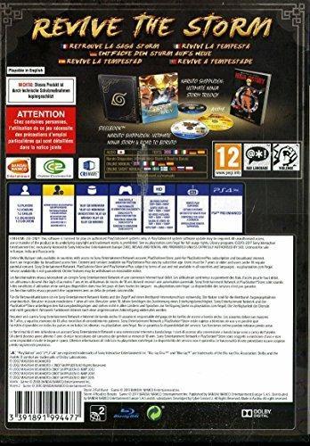 Sony PS4 Naruto Shippuden Ult Ninja Storm Legacy - 3