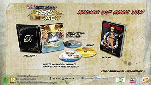 Sony PS4 Naruto Shippuden Ult Ninja Storm Legacy - 4