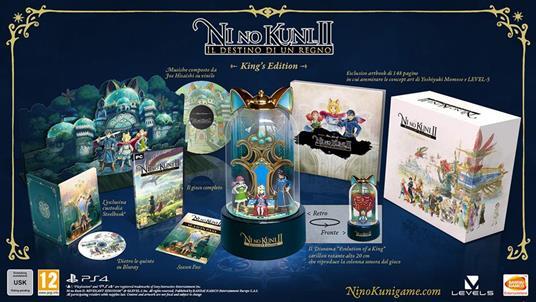 Ni No Kuni II: Il Destino di un Regno KE - PC - 2