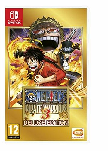 One Piece: Pirate Warriors 3 Nintendo Switch [Edizione: Francia]