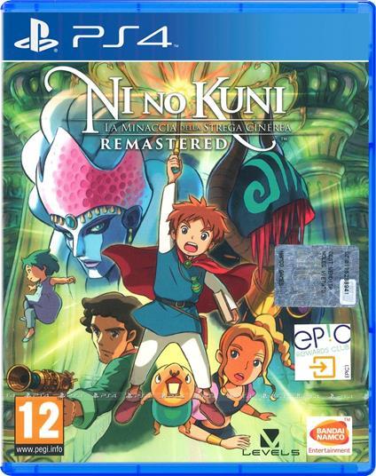 Ni No Kuni: La Minaccia della Strega Cinerea (Remastered) - PS4