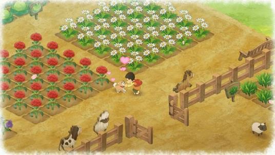 Doraemon Story of Seasons - SWITCH - 4